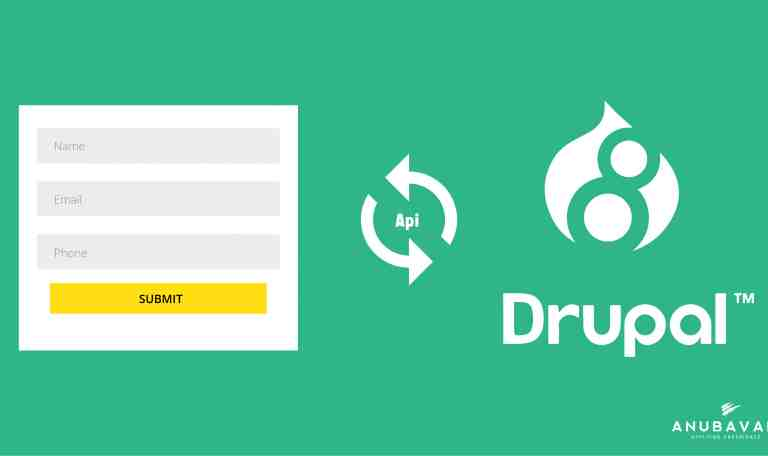 How to create custom forms in Drupal 8 | Anubavam