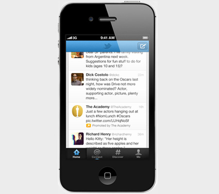 Anubavam - Twitter's Promoted Tweets now displayed in Mobile Apps